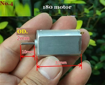 7PCS DC Motor Mix Set 3-14VDC 020 370 310 180 365 Motora